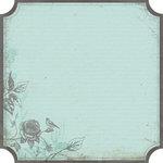 Kaisercraft - Secret Bird Society Collection - 12 x 12 Die Cut Paper - Private