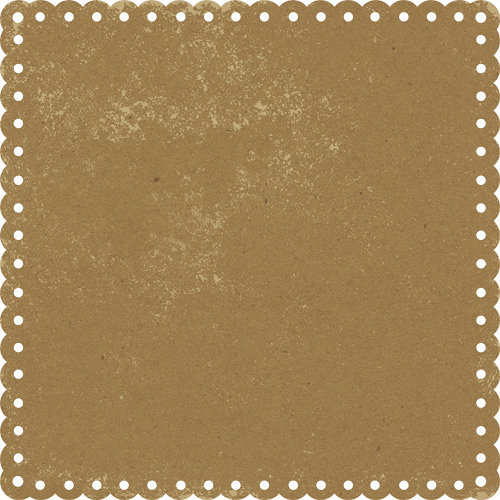 Kaisercraft - Be Merry Collection - Christmas - 12 x 12 Die Cut Paper - Glad