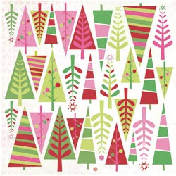 Kaisercraft - Silly Season Collection - Christmas - 12 x 12 Paper with Foil Accents - Dasher