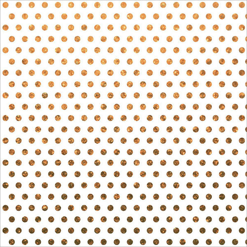 Kaisercraft - All That Glitters Collection - 12 x 12 Paper with Glitter Accents - Polka Dot