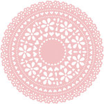Kaisercraft - Secret Garden Collection - 12 x 12 Die Cut Paper - Blossom