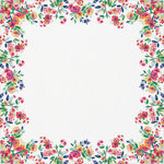 Kaisercraft - Fiesta Collection - 12 x 12 Paper with Glossy Accents - Amigo