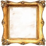 Kaisercraft - Treasured Moments Collection - 12 x 12 Die Cut Paper - Frame