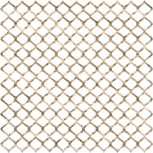 Kaisercraft - Coastal Escape Collection - 12 x 12 Die Cut Paper - Woven
