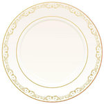 Kaisercraft - Bon Appetit Collection - 12 x 12 Die Cut Paper with Foil Accents - Plate
