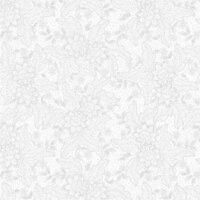 Kaisercraft - P.S. I Love You Collection - 12 x 12 Paper with Glossy Accents - Floral Lace