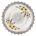 Kaisercraft - Hanami Garden Collection - 12 x 12 Die Cut Paper - Parasol