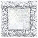 Kaisercraft - Wandering Ivy Collection - 12 x 12 Die Cut Paper - Porcelain Frame