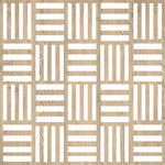 Kaisercraft - Havana Nights Collection - 12 x 12 Die Cut Paper - Bamboo