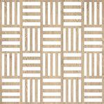 Kaisercraft - Havana Nights Collection - 12 x 12 Die Cut Paper - Bamboo