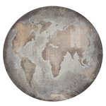 Kaisercraft - Documented Collection - 12 x 12 Die Cut Paper - Globe
