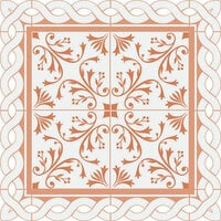Kaisercraft - Peachy Collection - 12 x 12 Die Cut Paper - Ceramic