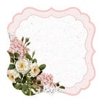 Kaisercraft - Everlasting Collection - 12 x 12 Die Cut Paper - Be Mine