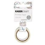 Kaisercraft - Printed Tape - Clocks