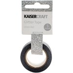 Kaisercraft - Glitter Tape - Steel