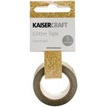 Kaisercraft - Glitter Tape - Gold