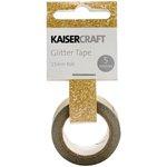 Kaisercraft - Glitter Tape - Gold