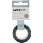 Kaisercraft - Glitter Tape - Ice Blue