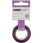 Kaisercraft - Glitter Tape - Lilac