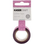 Kaisercraft - Glitter Tape - Hot Pink