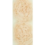 Kaisercraft - Ribbon - Roses - Large - Cream