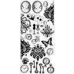 Kaisercraft - Timeless Collection - Rub Ons - Treasures