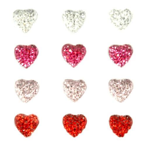 Kaisercraft - Sparklets - Hearts