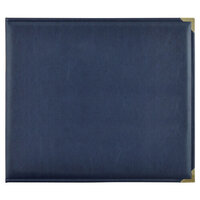 Kaisercraft - Amethyst Collection - 12 x 12 D-Ring Album - Navy