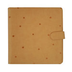 Kaisercraft - Planner - Tan with Embossed Accents - Undated