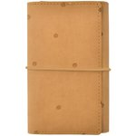 Kaisercraft - Kaiserstyle - Planner - Small - Tan with Embossed Accents