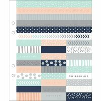 Kaisercraft - Kaiserstyle - Planner - Cardstock Stickers - Printed Tape