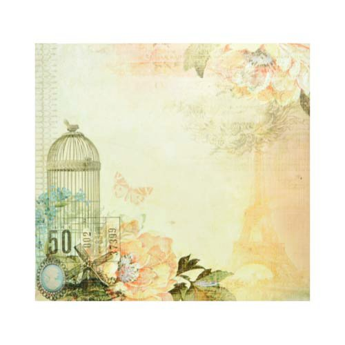 Kaisercraft - Sweet Nothings Collection - 12 x 12 Scrapbook Album