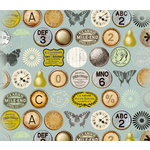 Kaisercraft - Pickled Pear Collection - 12 x 12 D-Ring Album