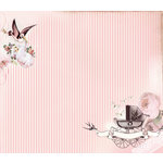 Kaisercraft - Bundle of Joy Collection - 12 x 12 D-Ring Album - Girl
