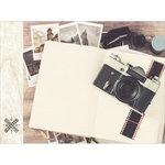 Kaisercraft - Just Landed Collection - 12 x 12 D-Ring Album - Snapshot