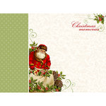 Kaisercraft - Silent Night Collection - Christmas - 12 x 12 D-Ring Album