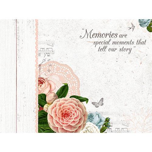 Kaisercraft - Ooh La La Collection - 12 x 12 D-Ring Album