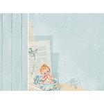 Kaisercraft - Peek-A-Boo Collection - 12 x 12 D-Ring Album - Boy