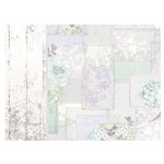 Kaisercraft - Lilac Whisper Collection - 12 x 12 D-Ring Album