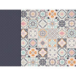 Kaisercraft - Havana Nights Collection - 12 x 12 D-Ring Album