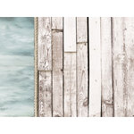 Kaisercraft - Beach Shack Collection - 12 x 12 D-Ring Album