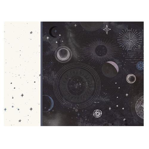 Kaisercraft - Stargazer Collection - 12 x 12 D-Ring Album