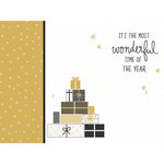 Kaisercraft - First Noel Collection - Christmas - 12 x 12 D-Ring Album