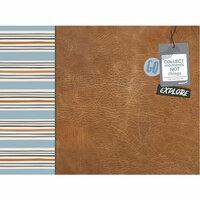 Kaisercraft - Let's Go Collection - 12 x 12 D-Ring Album