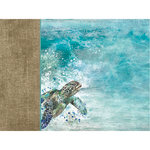 Kaisercraft - Deep Sea Collection - 12 x 12 D-Ring Album