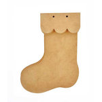 Kaisercraft - Beyond the Page Collection - Christmas - Stocking Garland