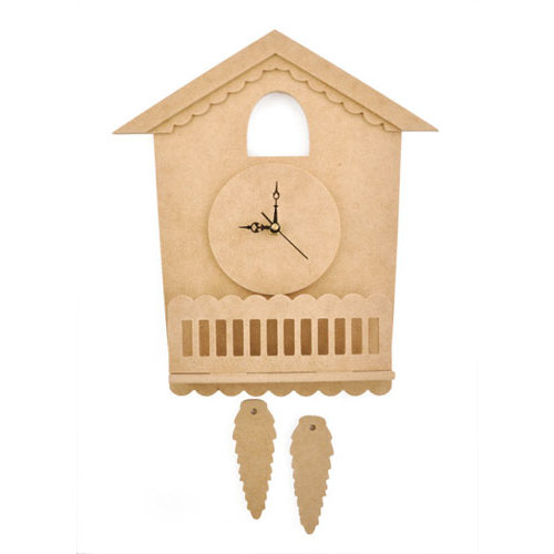 Kasiercraft - Beyond the Page Collection - Cuckoo Clock