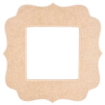 Kaisercraft - Beyond the Page Collection - Bracket Frame