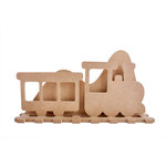 Kaisercraft - Beyond the Page Collection - Train Frame
