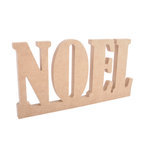 Kaisercraft - Beyond the Page Collection - Christmas - Standing Word - Noel